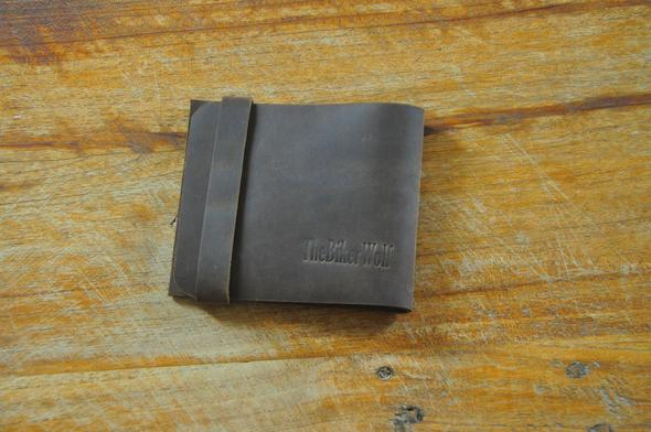The Biker Wolf Wallet