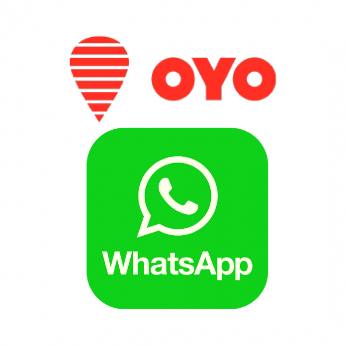 OYO Partners with WhatsApp