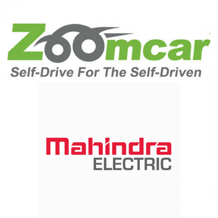 Zoomcar partners with Mahindra Electric