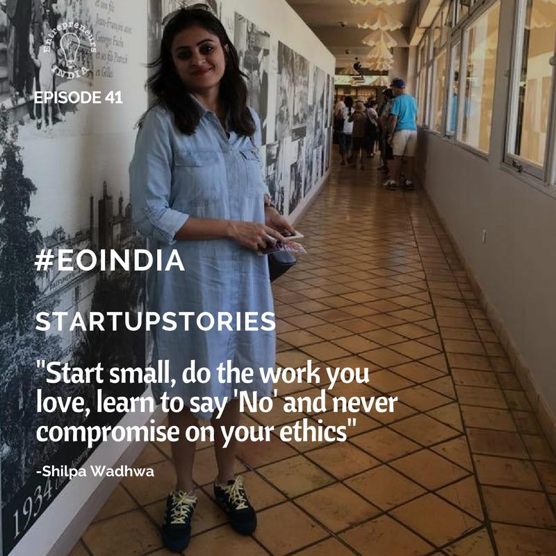 Indian Women Enterpreneur Shilpa Wadhwa