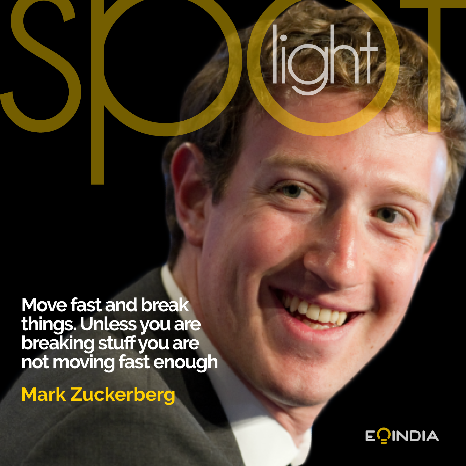 Top entrepreneurs of the world -Mark Zuckerberg