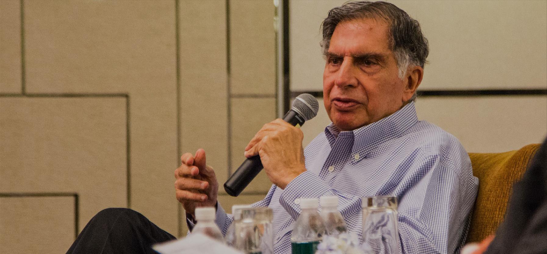 Top Indian Entrepreneur- Ratan Tata