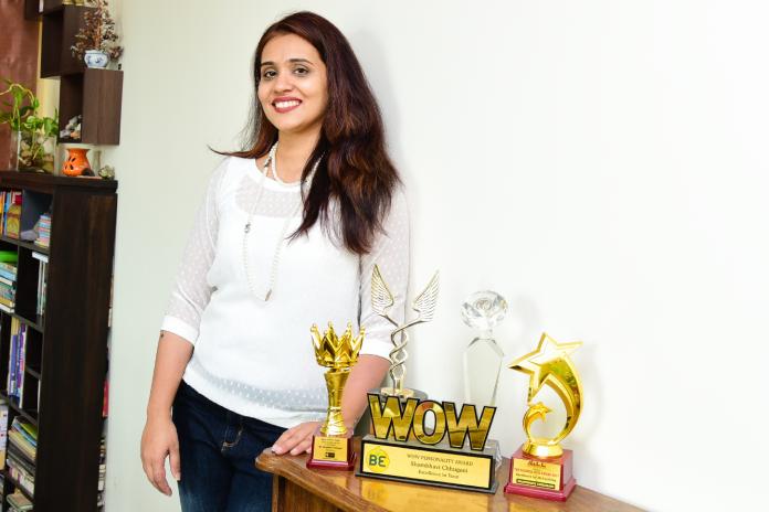 Shambhavi - Inspiring Startup Stories