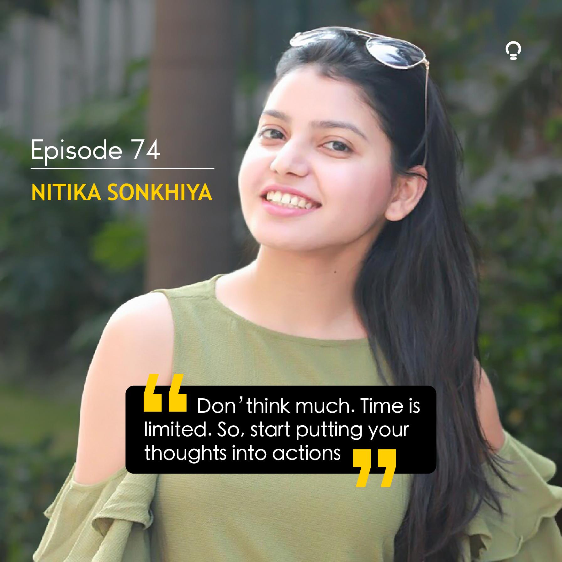 Startup stories- Nitika
