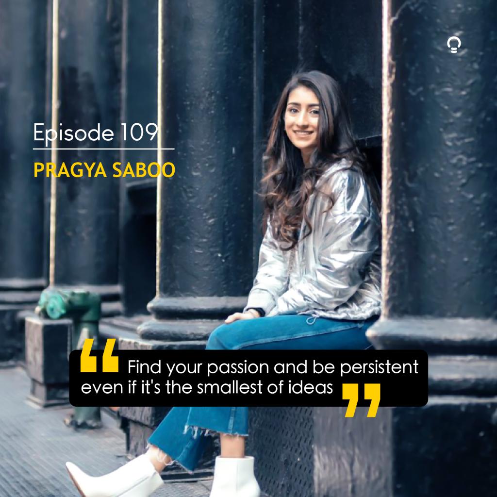 EOI Startup Stories - Pragya
