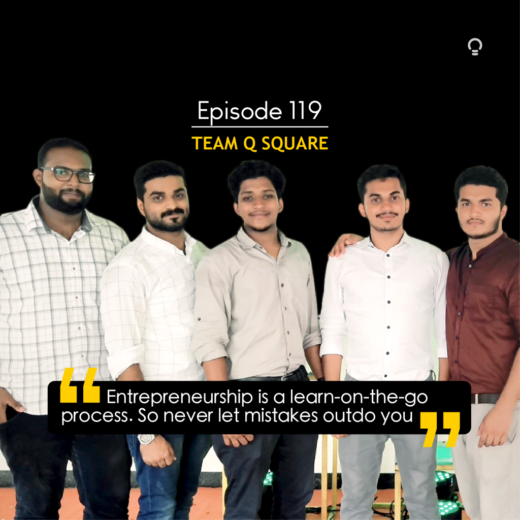 EOI Startup Stories - Q Square Events