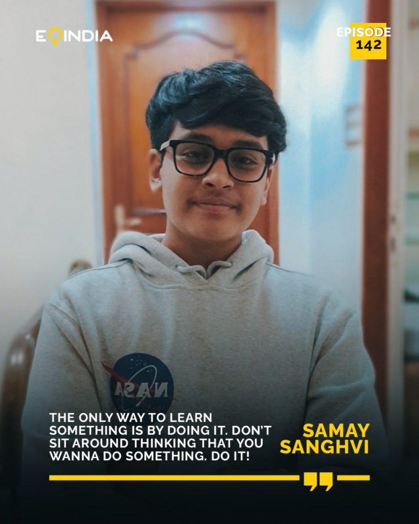 Samay Sanghvi