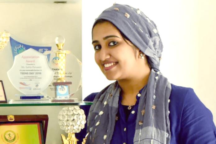 Sahla Parveen