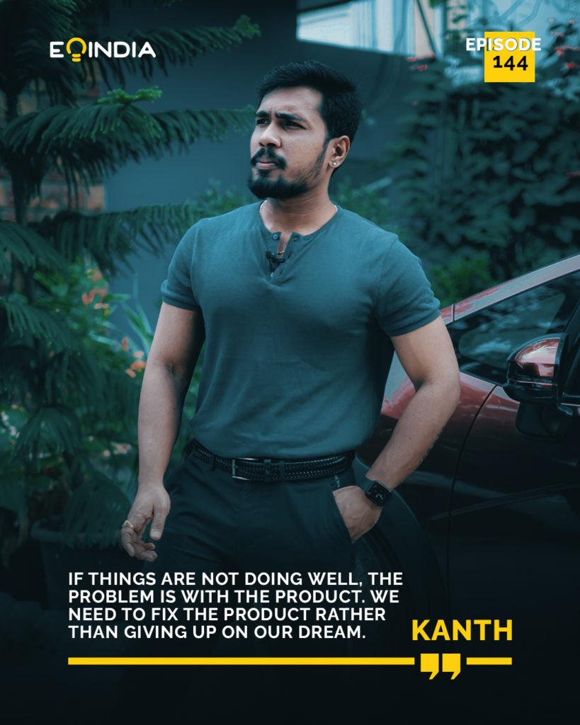Kanth - BEPEC Founder