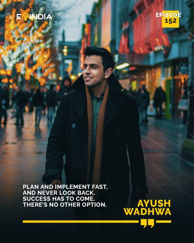 Ayush - Startup Stories